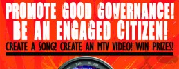 CFA Launches MTV Video Contest: Promote Good Governance!