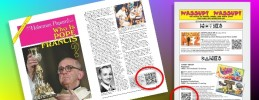 QR Codes in CFA Magazines Take Readers Beyond Printed Pages