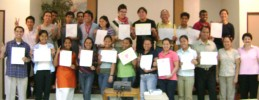 Dear Peace in Post-Asian Youth Day Workshop
