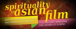 Film and Faith 4: Spirituality in Asian Film