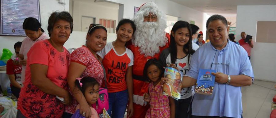 Sharing Christmas in the Gospel Campaign