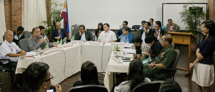 Hapag Kalinaw's Round Table Discussion Brings Prominent Personalities of the Peace Efforts