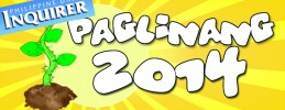 PAGLINANG 2014 featured in Philippine Daily Inquirer