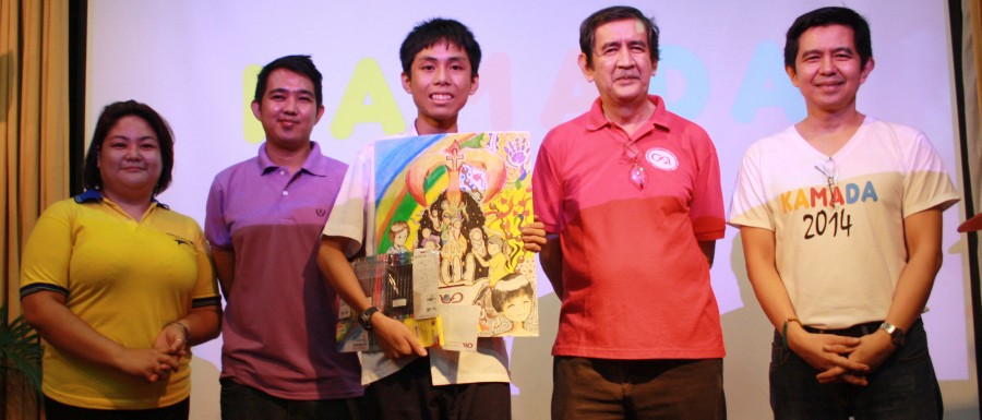 The KAMADA 2014 On the Spot Cover Contest Winners