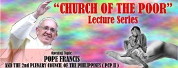 """Pope Francis Visit inspires CFA Lecture Series"