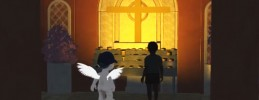 Witness Gospy and Atong in this All Saint's Day Animation